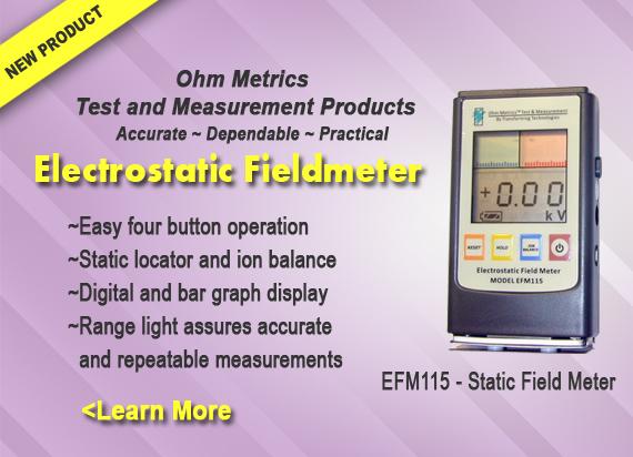 EFM-115-Field-meter