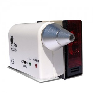 The IN3425PE is a very stable, pin-point accurate ionizer with a photoelectric eye that controls power and air flow.
