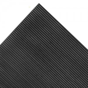 conductive-v-groove-rubber-mat